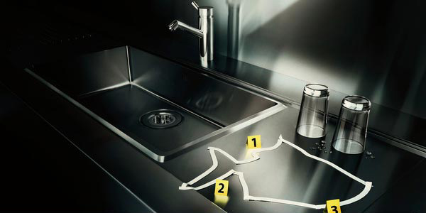 Choose the sink materials