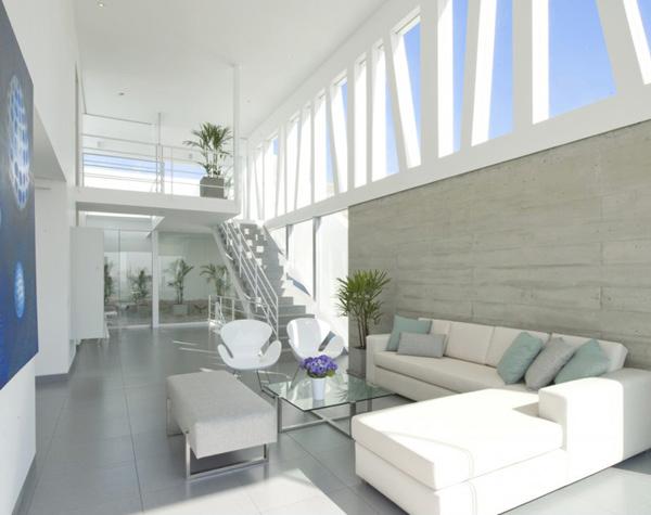 House El Playa Living Room