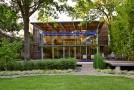 dallas house garden in texas usa