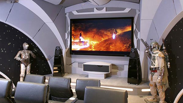 home theater designs collection