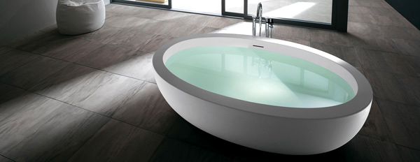Efficient Bathtubs