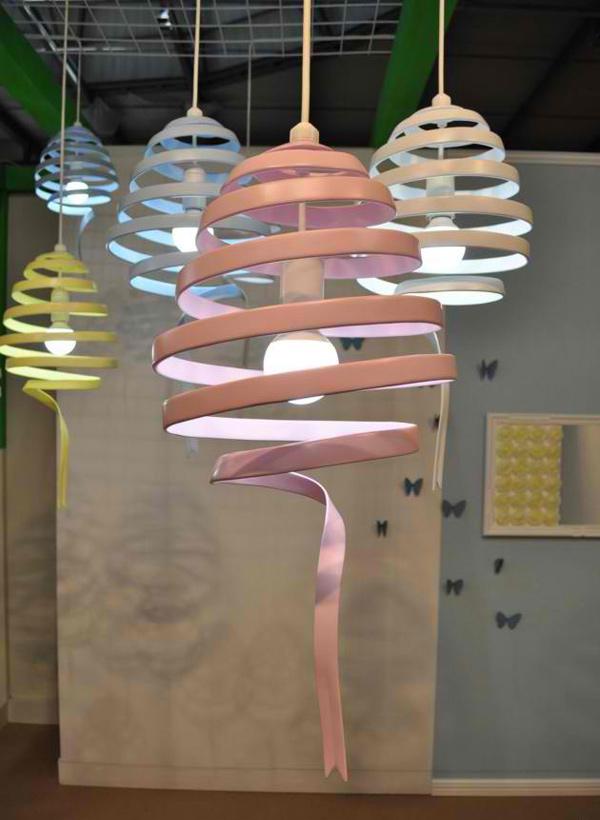 hanging lamp swing