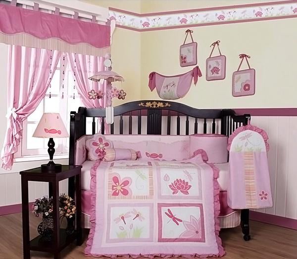 Pink Dragonfly Nursery