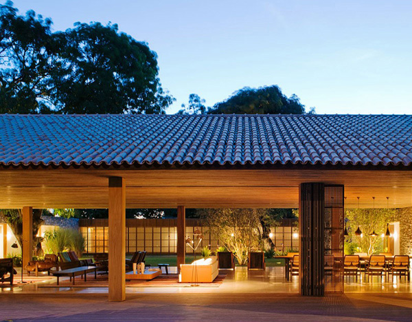 Traditional Architecture design