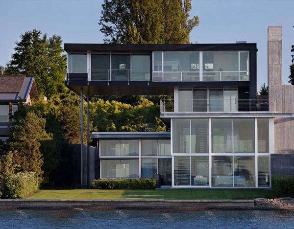 Graham Residence design