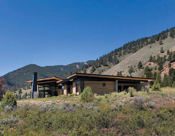 Extravagant home design