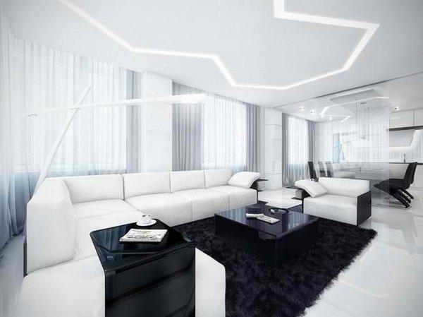 eccentric interior