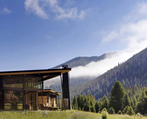 Montana home design