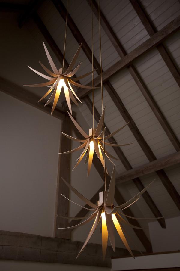 lamp design iris