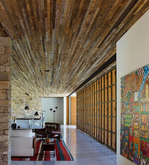 mosaic ceiling design