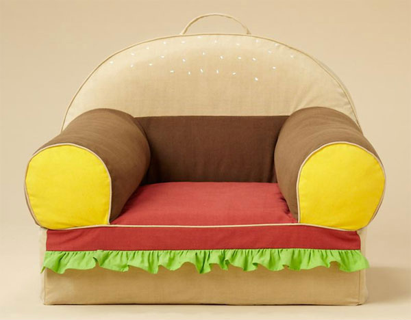 Burger Sofa