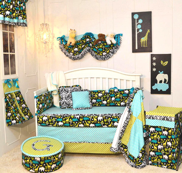 Baby Boy Nursery Rooms