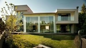 modern contemporary casa lc in mexico