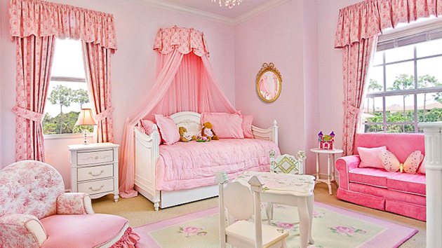 . 15 Pink Nursery Room Design Ideas for Baby Girls   Home Design Lover