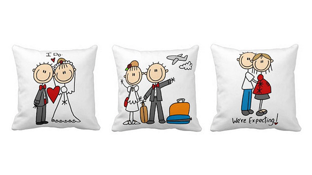 cool throw pillow designs