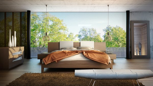 Zen Bedrooms designs