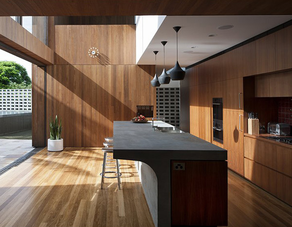 Flipped House Kitchen 1