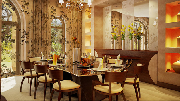 20 Fabulously Attractive Classical Dining Room Designs | Home ...