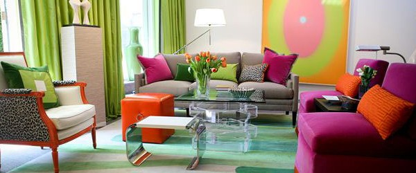 colorful living room designs collection