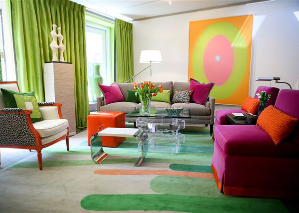 15 colorful living room designs for a dynamic look | home design lover