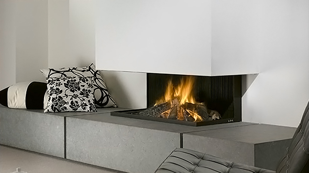 Feel the Warmth of Style from 20 Modern Fireplace Designs | Home ...