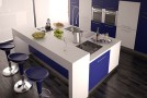 modern kitchen bar designs