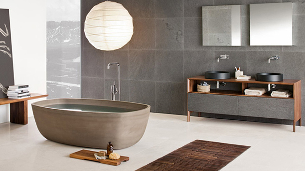 20 Exceptional And Relaxing Contemporary Bathroom Designs Home Design Lover