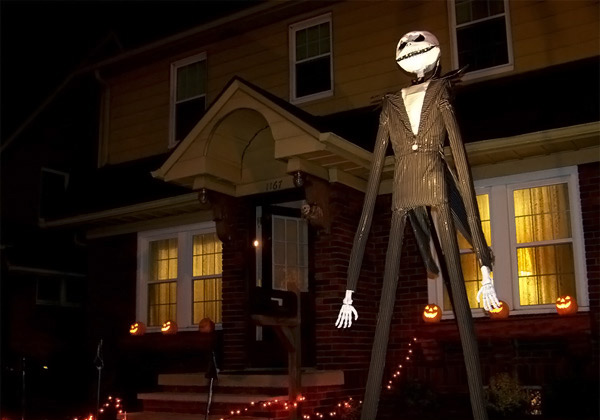 halloween Yard Decoration