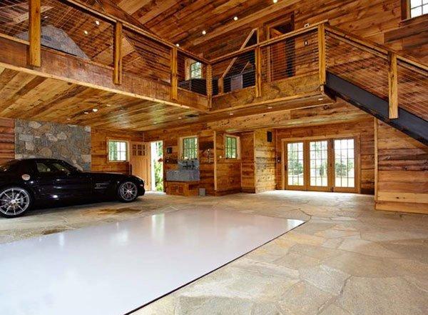 Inside Garage Designs 2016