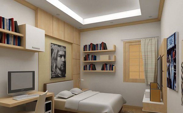 Teenage Boys Bedroom Designs