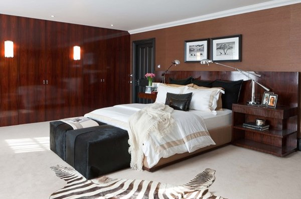 MPD London. 20 Modern Contemporary Masculine Bedrooms   Home Design Lover