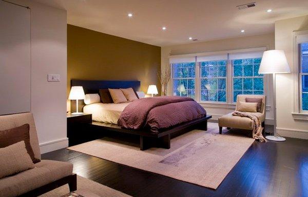 Modern man Bedrooms