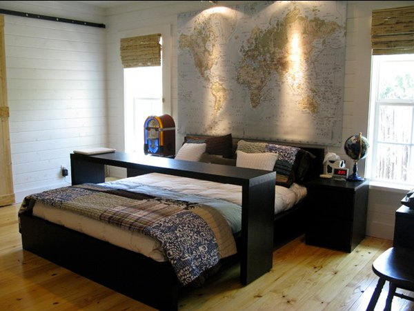 contemporary bachelor Bedrooms  JVW Home Design. 20 Modern Contemporary Masculine Bedrooms   Home Design Lover