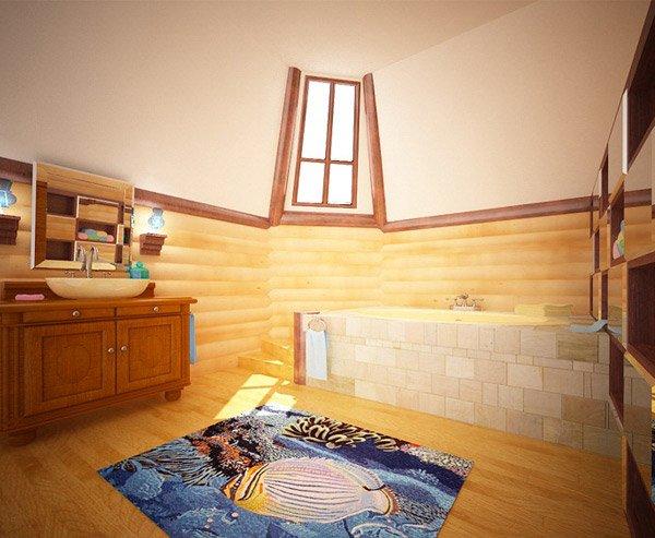 wooden materials
