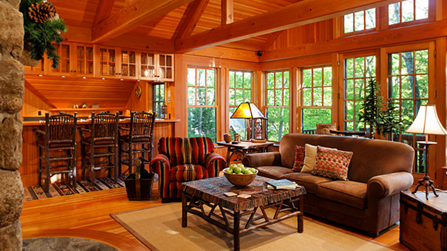 15 Warm And Cozy Country Inspired Living Room Design Ideas Home Design Lover