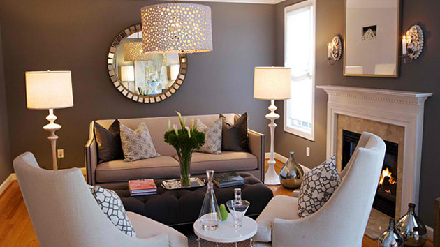 Awe Inspiring 20 Small Living Room Ideas Home Design Lover Largest Home Design Picture Inspirations Pitcheantrous