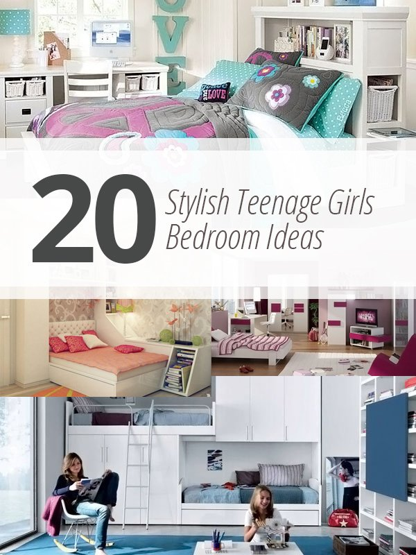 stylish-teenage-bedroom-girls