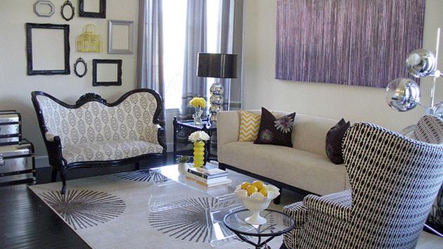 15 fabulous vintage living room ideas home design lover - Retro Living Room Ideas