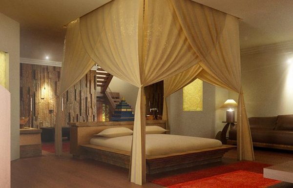 sensual and romantic bedroom designs  home design lover,