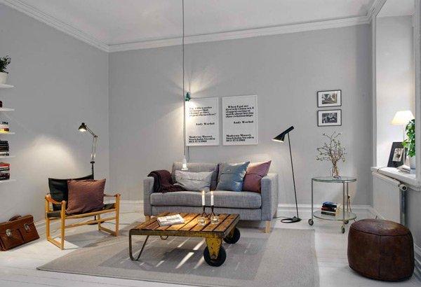 studio-type space