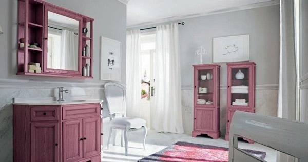 Pink Bathroom Designs