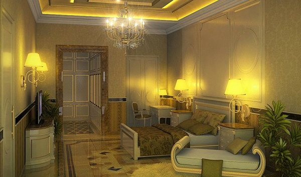 Master Bedroom Classic, Jakarta