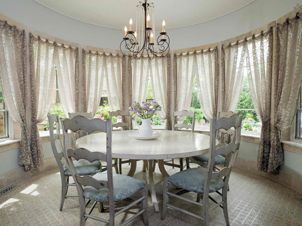 15 Awesomely Adorned Vintage Dining Rooms Home Design Lover