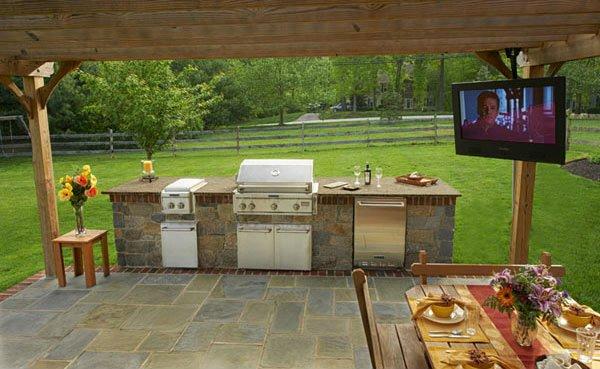 Outdoor Kitchen 12