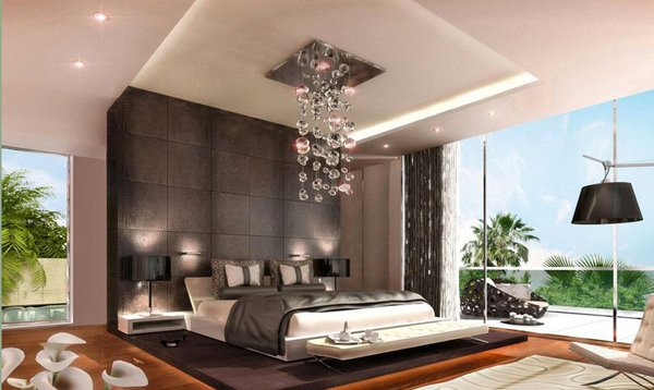 sensual and romantic bedroom designs  home design lover, Bedroom decor