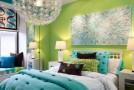 green-bedroom-designs