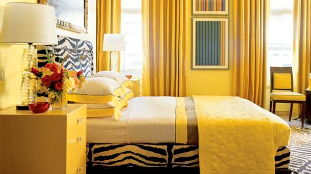 15 Zesty Yellow Bedroom Designs Home Design Lover