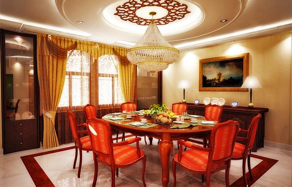 Proposed MAJLIS + Dining Area