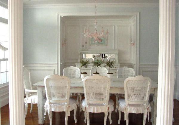 Shabby Chic Dining Room