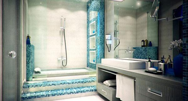 Maverick Hotel Bathroom